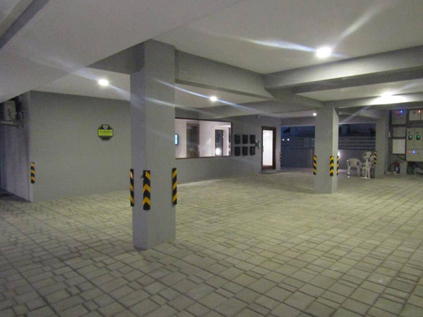 PARKING AREA NIGHT VIEW