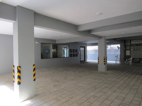 PARKING AREA VIEW